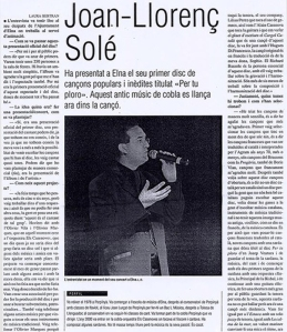 El Punt, 29/11/08