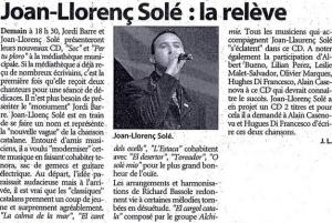 L'Indépendant, 04/07/2009