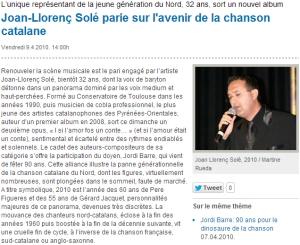 La Clau, 09/04/10