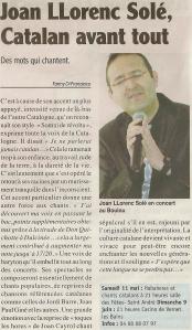 La Semaine du Roussillon, 07/06/13